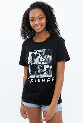 Friends Boyfriend Graphic Tee