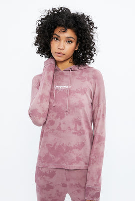 Aéropostale Classic Super Soft Chest Logo Graphic Hoodie