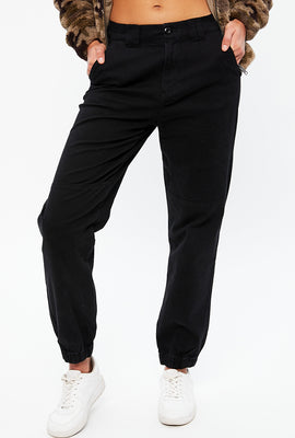 High Rise Stretch Jogger