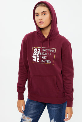 Aéropostale Classic Original Brand Pullover Hoodie