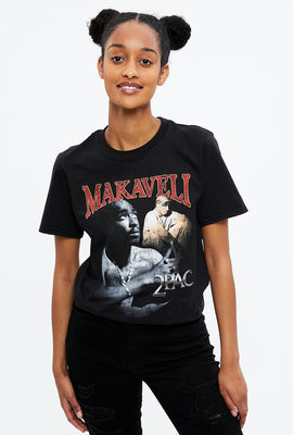 Makavelli Graphic Tee