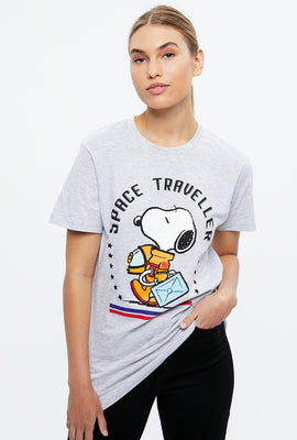 Snoopy Space Traveller Graphic Tee