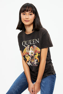 QUEEN Boyfriend Graphic Tee