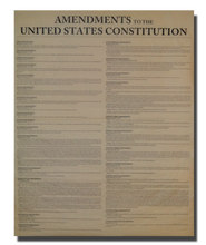 Amendments to the Constitution of the United States
