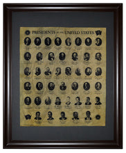 Presidents of The United States, Framed