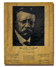 Thoughts from Theodore Roosevelt