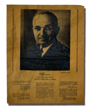 Thoughts from Harry S. Truman