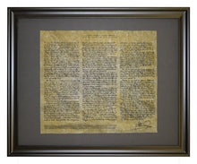 Patrick Henry's Famous Speech, 1775, Framed