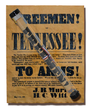 "Tennessee ""TO ARMS"" Recruitment Poster - 1861"