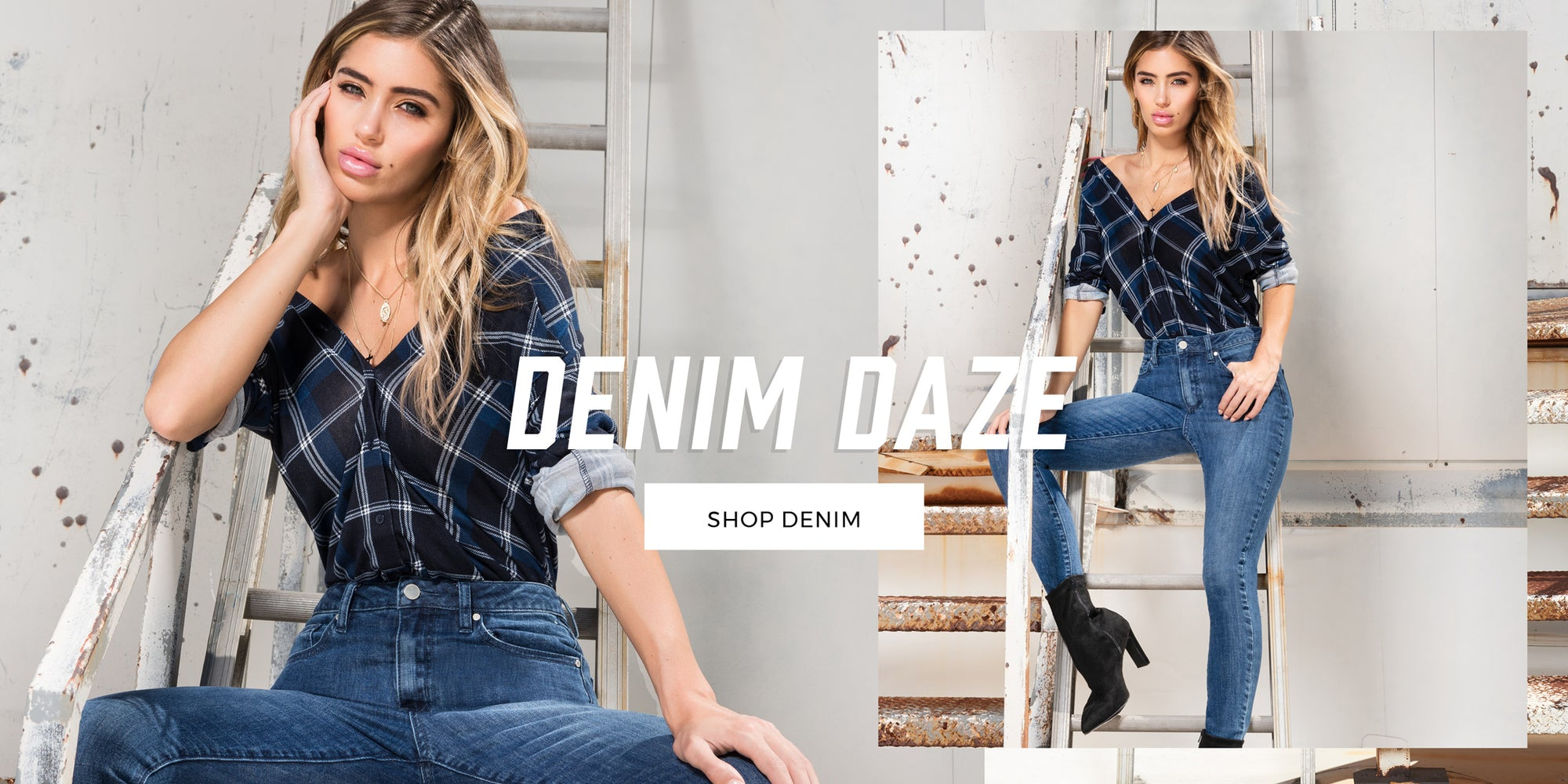 Denim Daze - Shop Denim