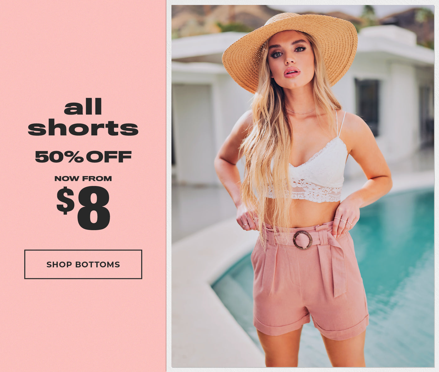 Sirens | Shorts 50% Off from $8 - Shop now