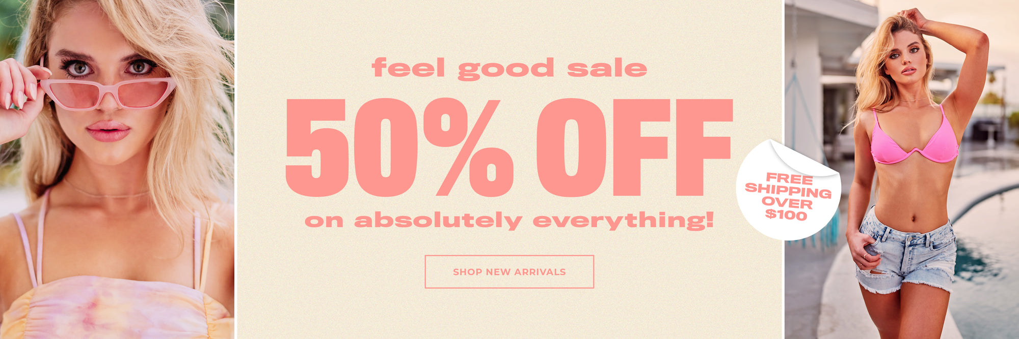Sirens | Feel Good Sale - 50% Off everything!