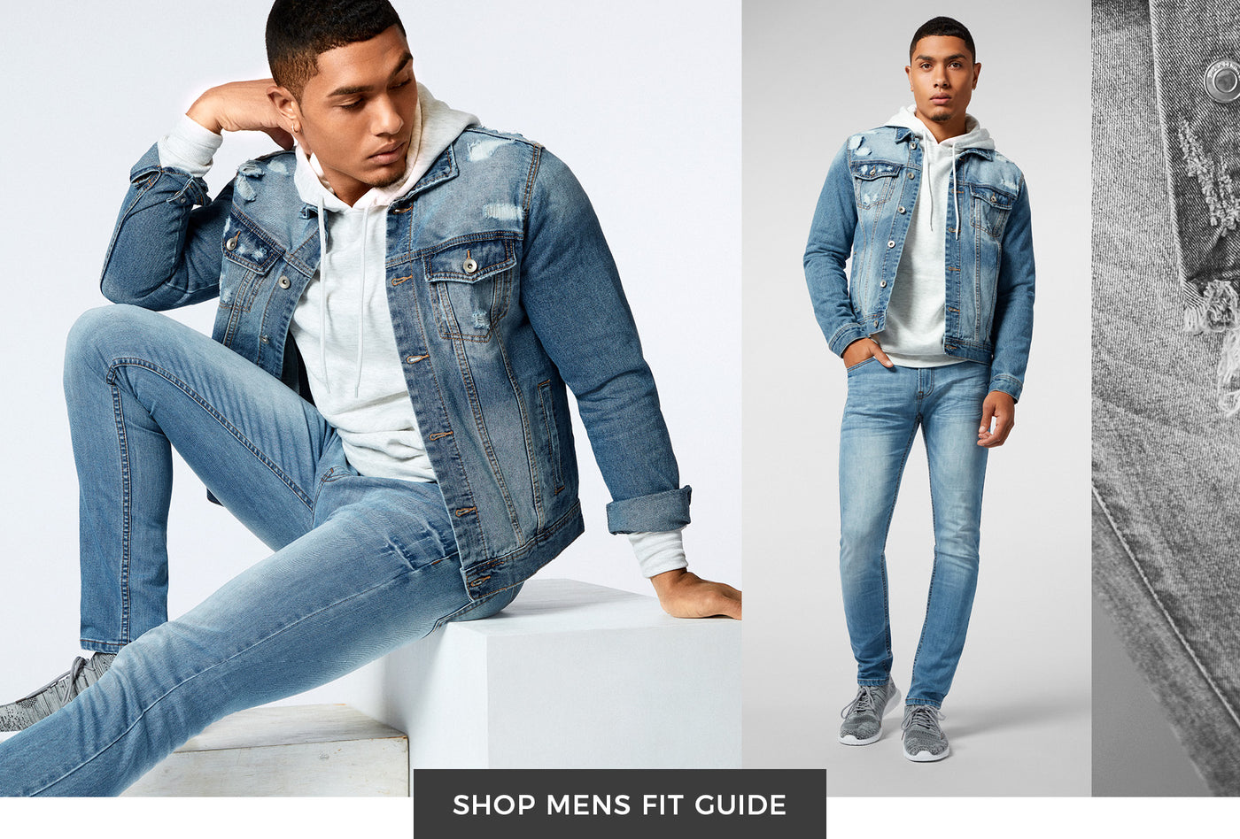 Shop Men's Fit Guide