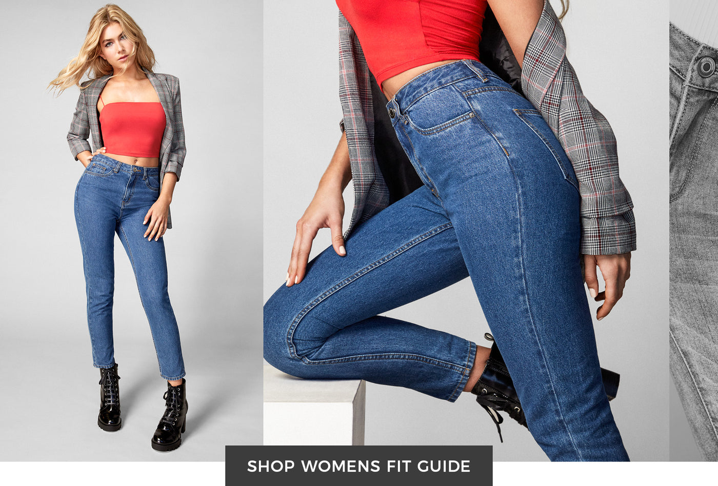 Shop Womens Fit Guide