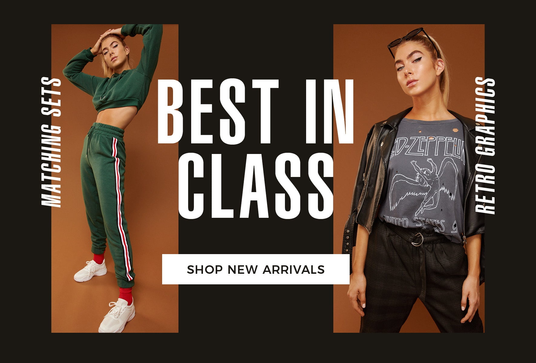 Best in Class - Shop New Arrivals