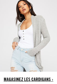 Urban Planet | Magasinez les Cardigans