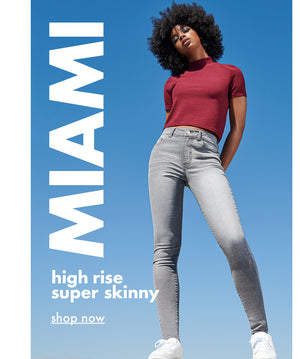 Urban Planet | Miami - High rise, super skinny - Shop Now