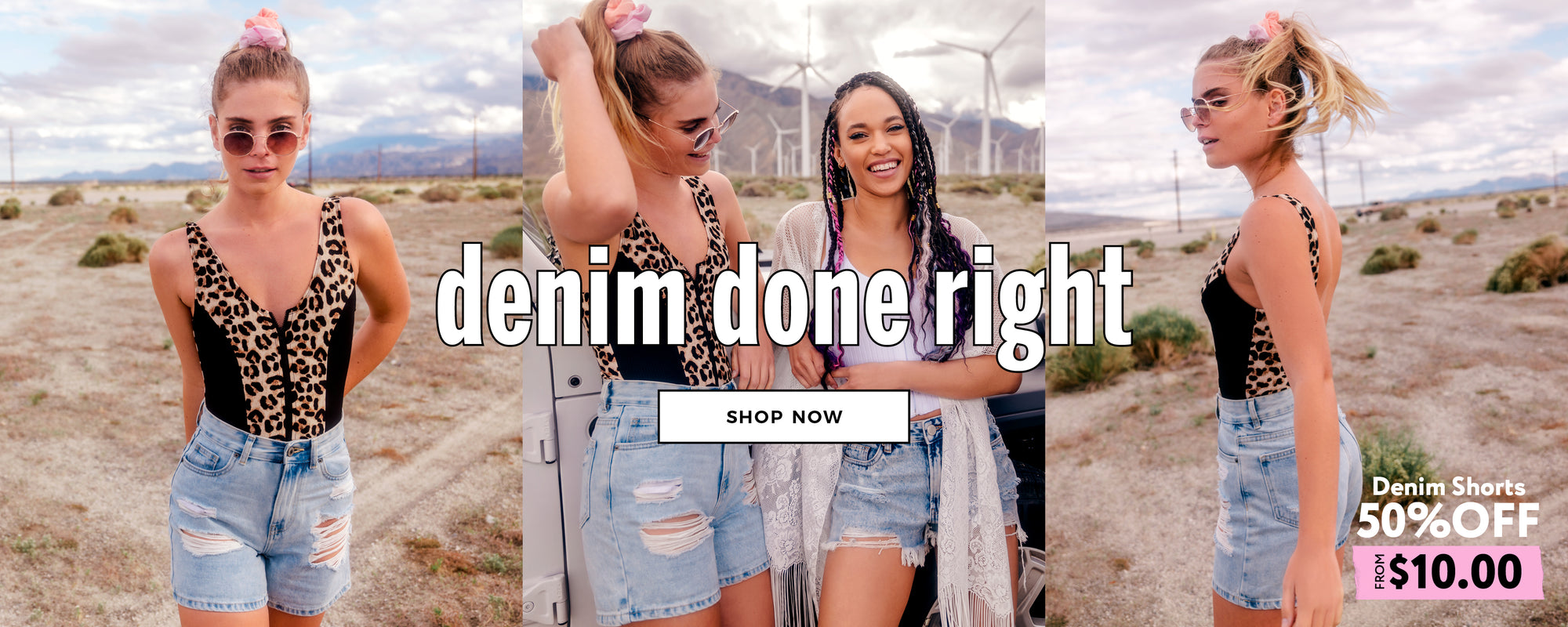 Urban Planet | 50% Off Denim - Shop Now