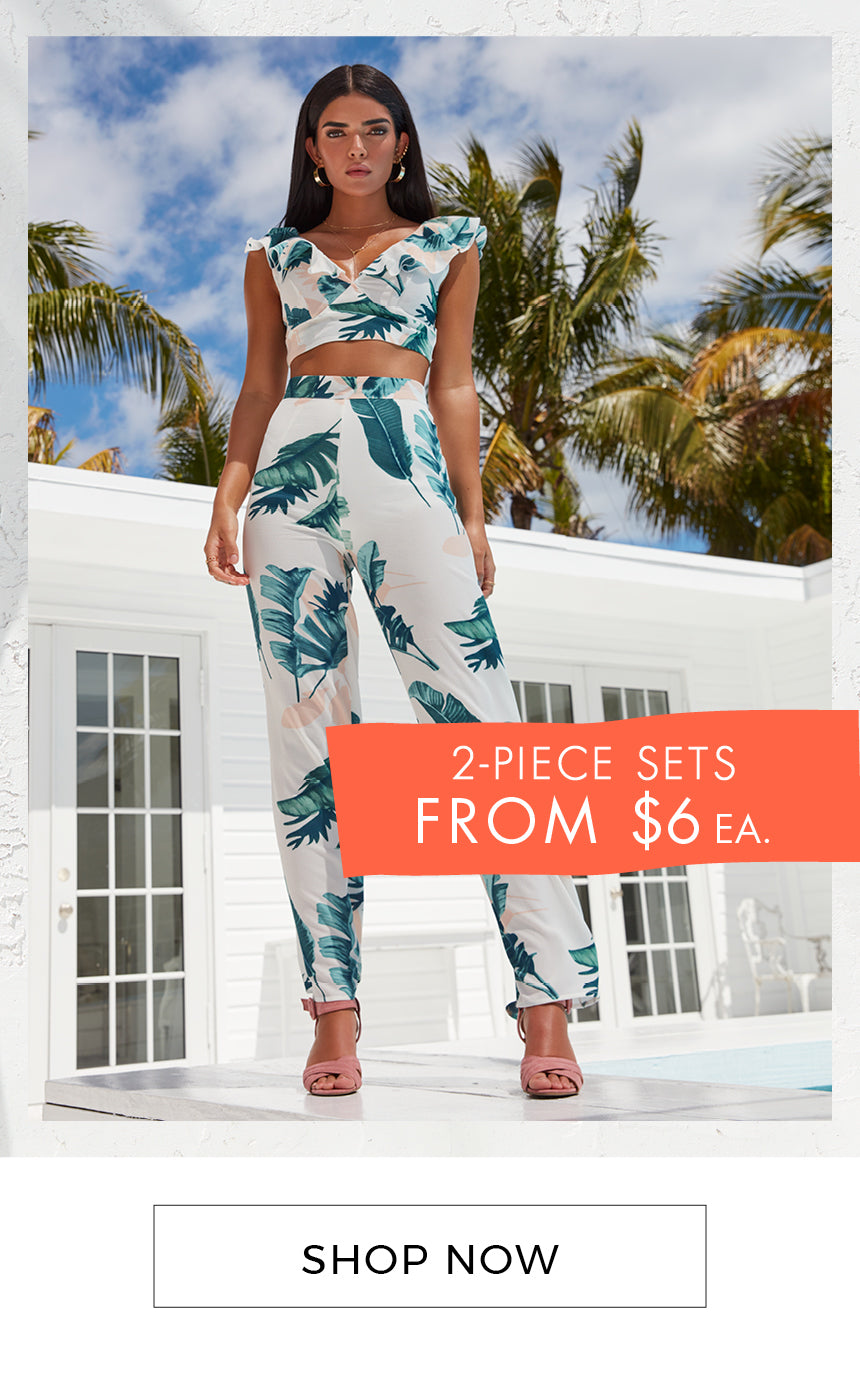Sirens | Shop 2-Piece Sets from $6 Each