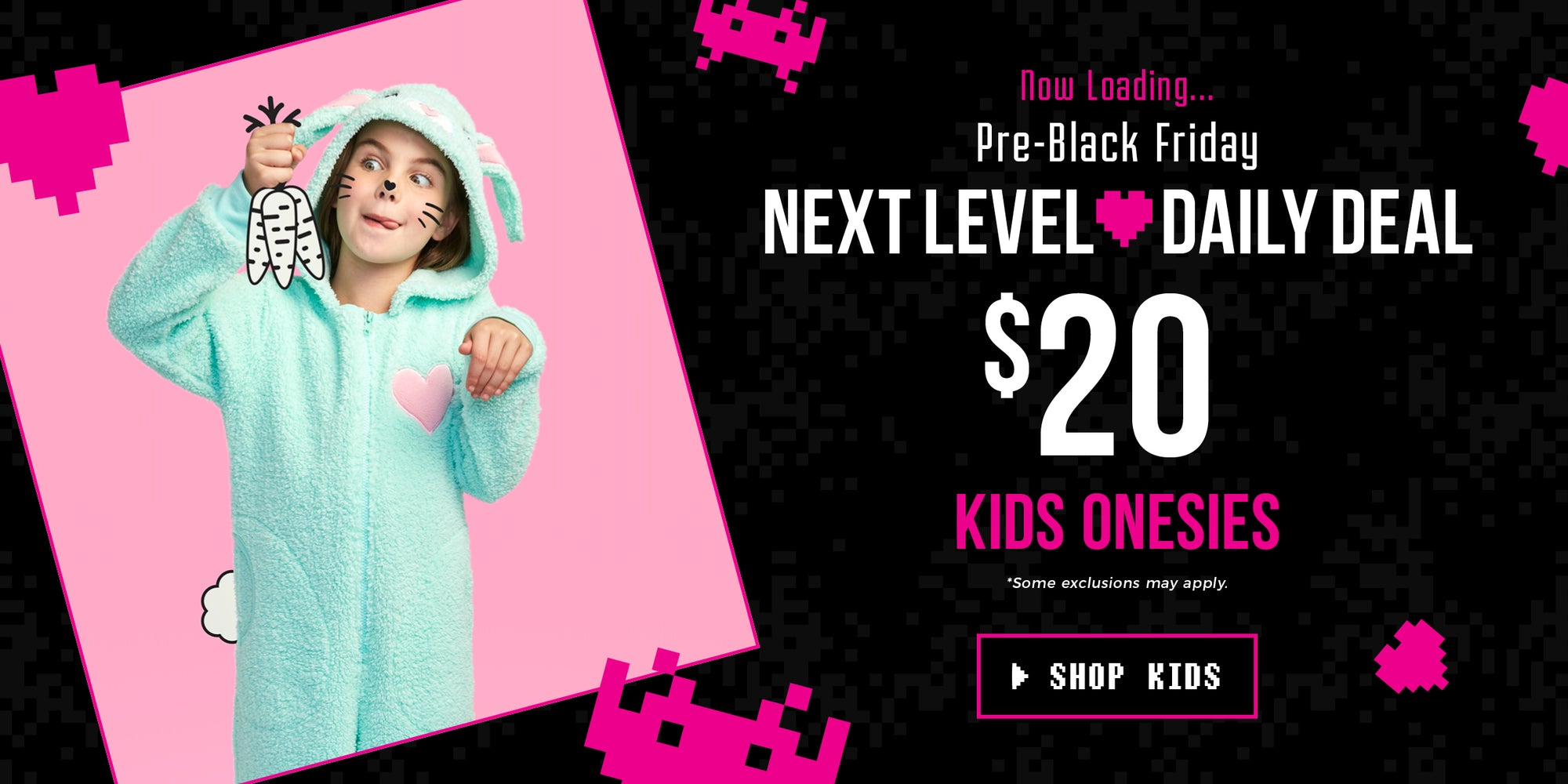 Deal of the Day - $20 Kids Onesies