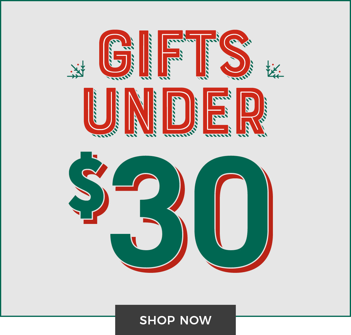 Urban Planet | Holiday Shop - Shop Gifts Under $30
