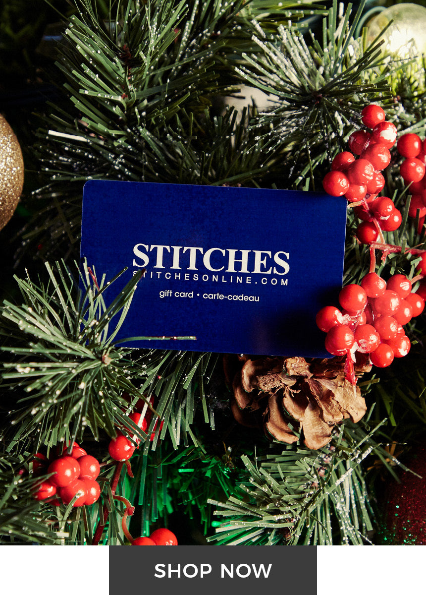 Urban Planet - The Holiday Shop - Shop Stitches Gift Cards