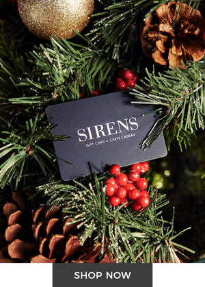 Urban Planet - The Holiday Shop - Shop Sirens Gift Cards