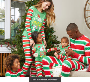 Urban Planet - The Holiday Shop - Shop Fammy Jammies