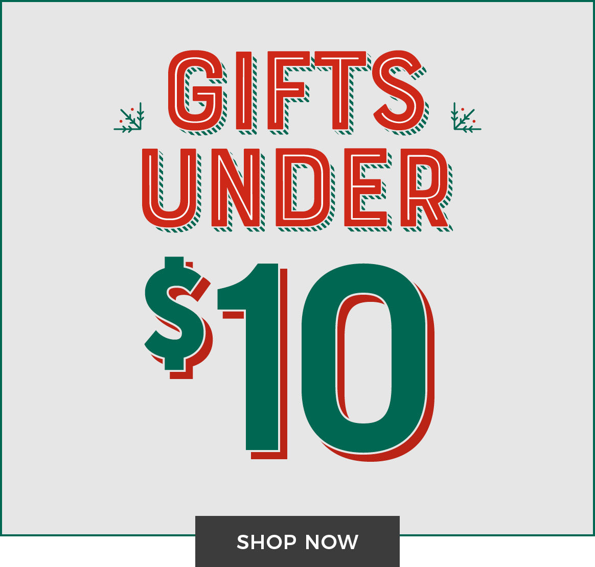 Urban Planet | Holiday Shop - Shop Gifts Under $10