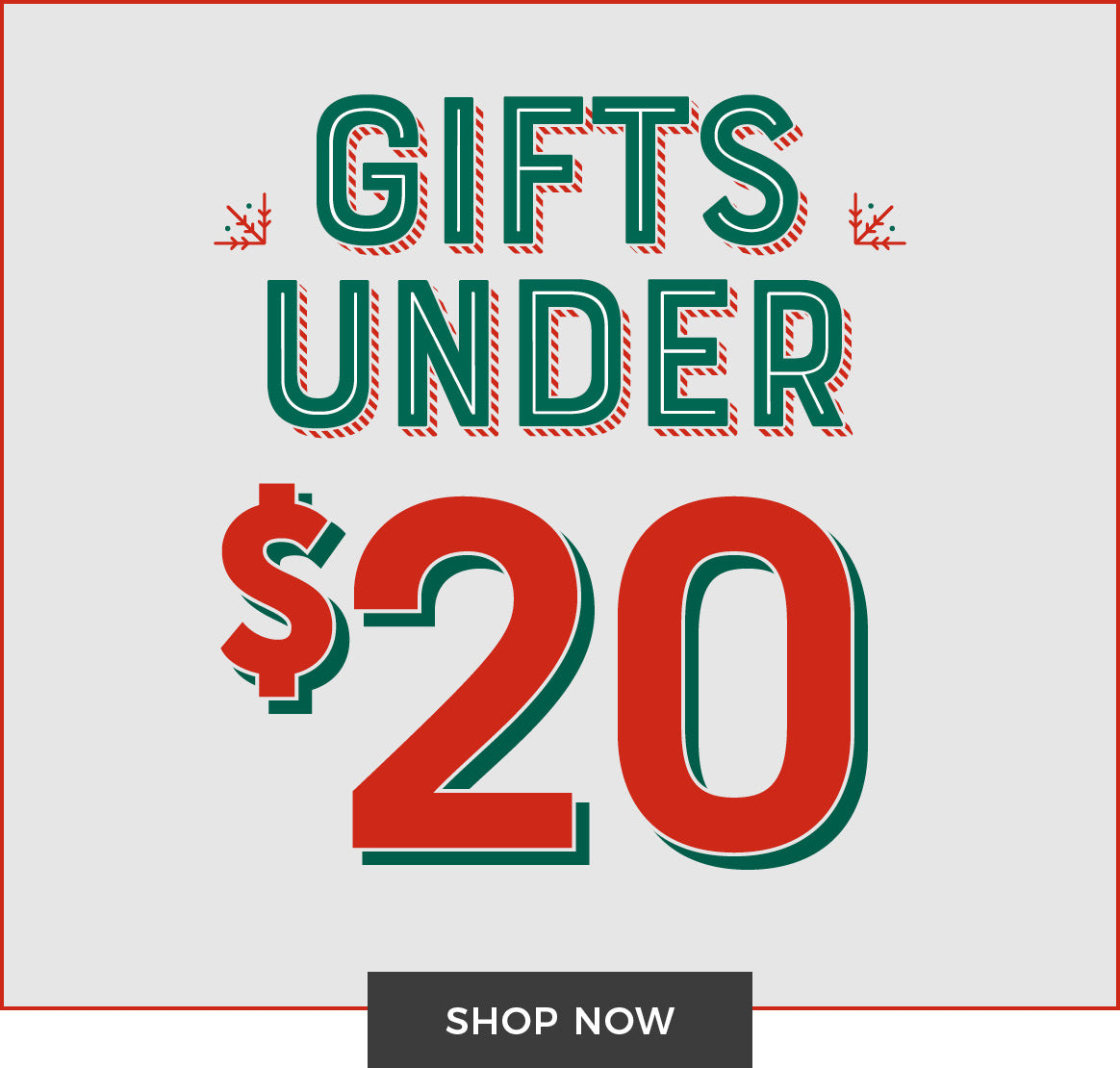 Urban Planet | Holiday Shop - Shop Gifts Under $20