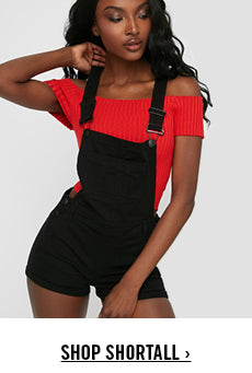 Urban Planet | Women's Shorts - Shortalls