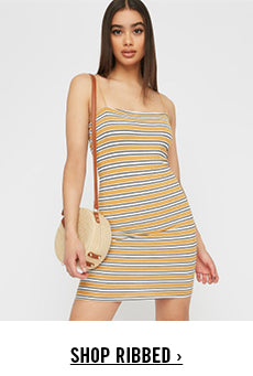 Urban Planet | Dresses - Shop Ribbed