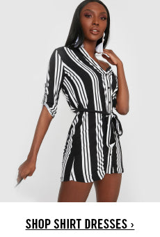 Urban Planet | Shop Shirt Dresses