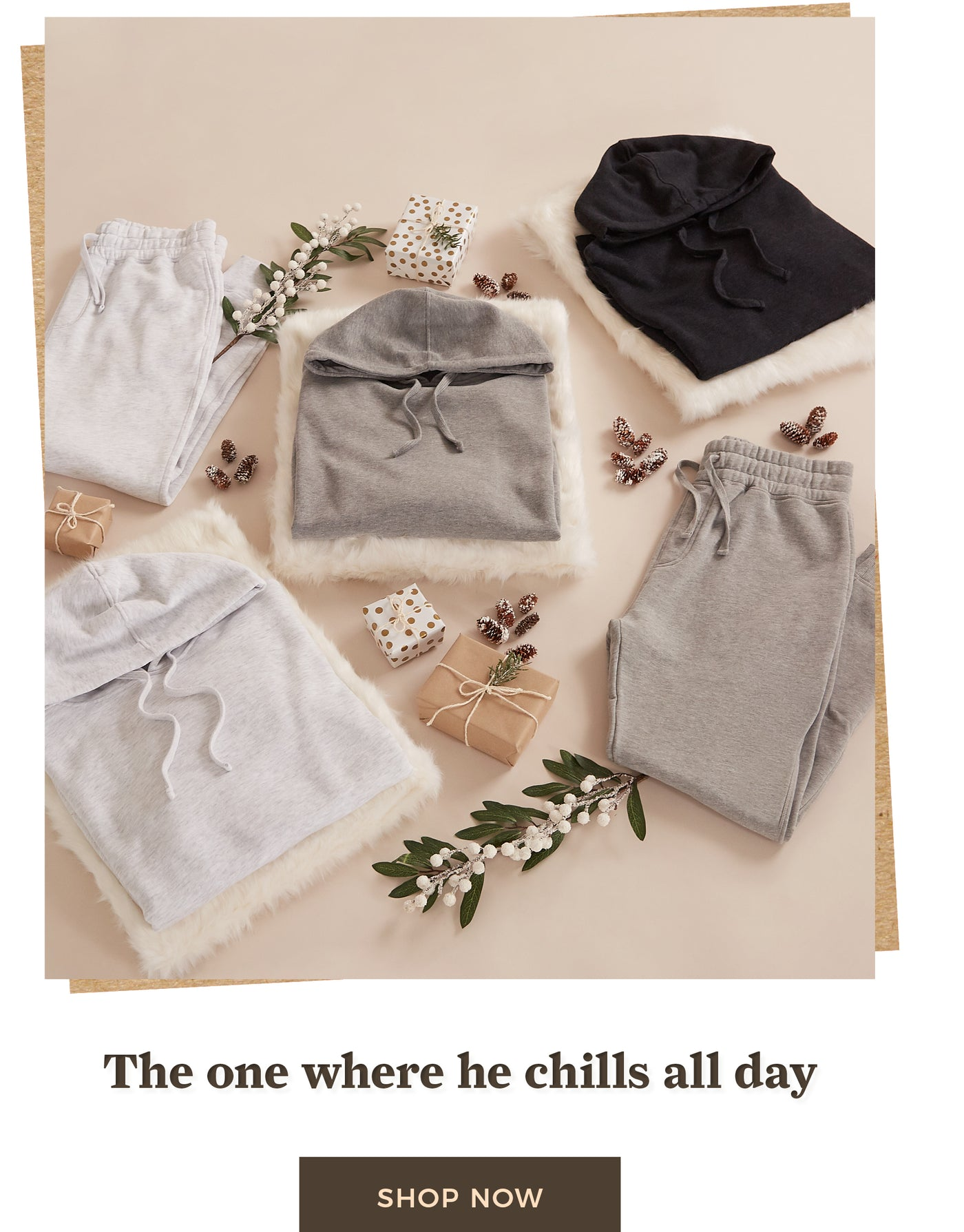 Urban Planet | The one where he chills all day - Shop now