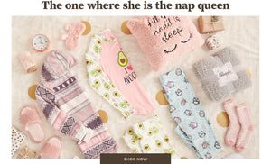Urban Planet | The one where she is the nap queen - Shop Now