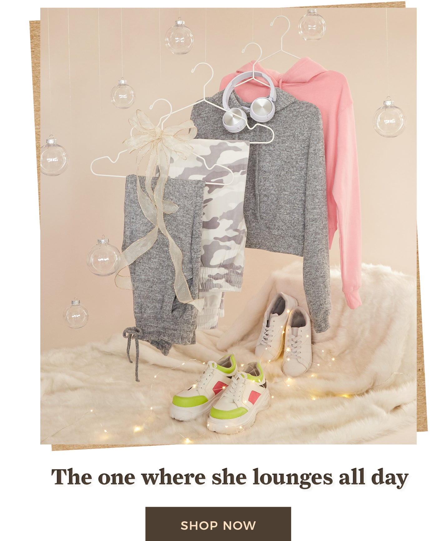 Urban Planet | The one where she lounegs all day - Shop now