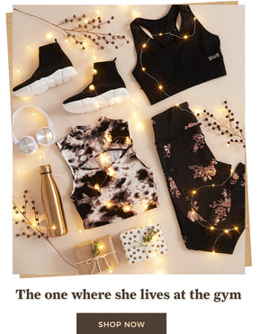 Urban Planet | The one where she lives at the gym - Shop now