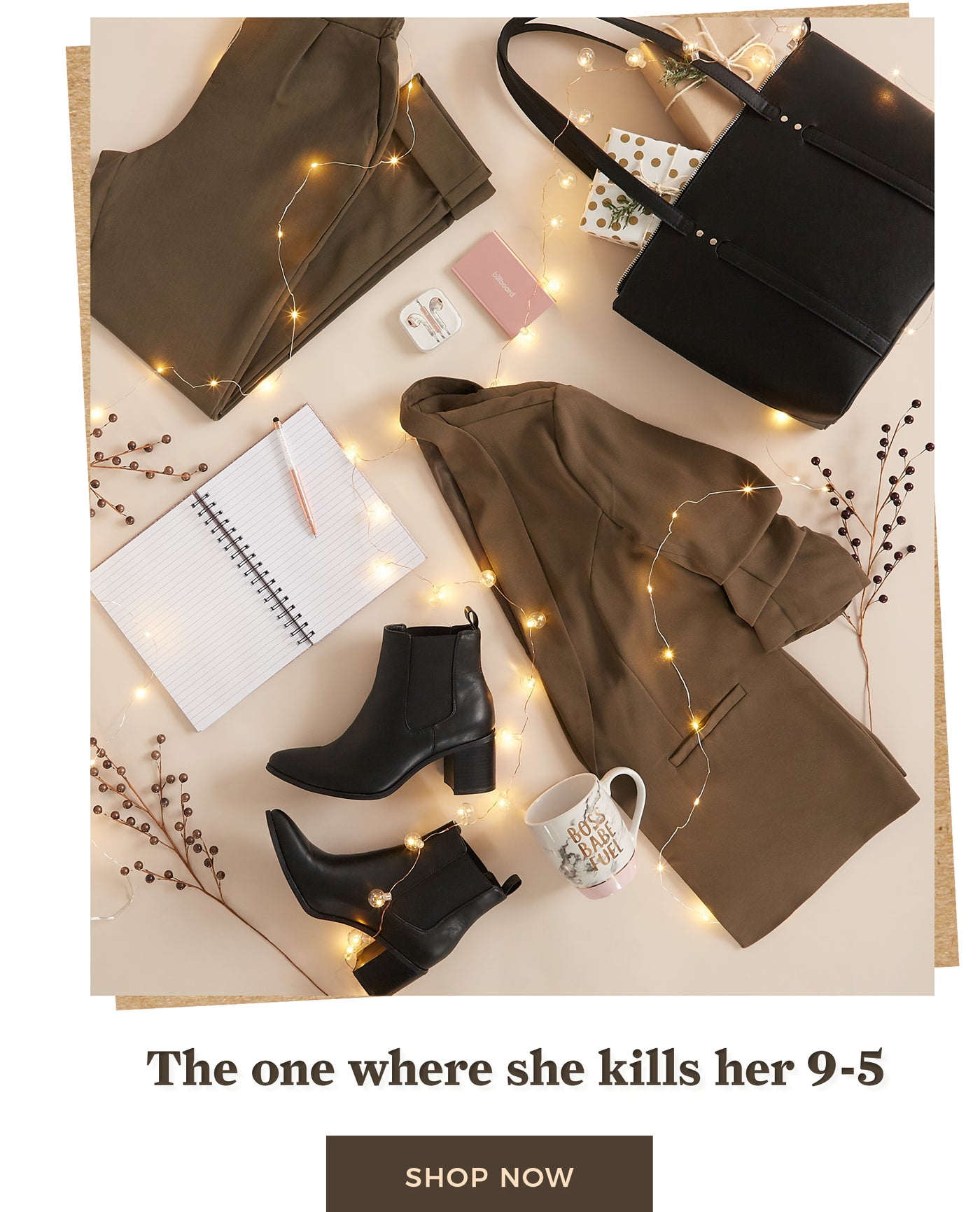 Urban Planet | The one where she kills her 9-5 - Shop now