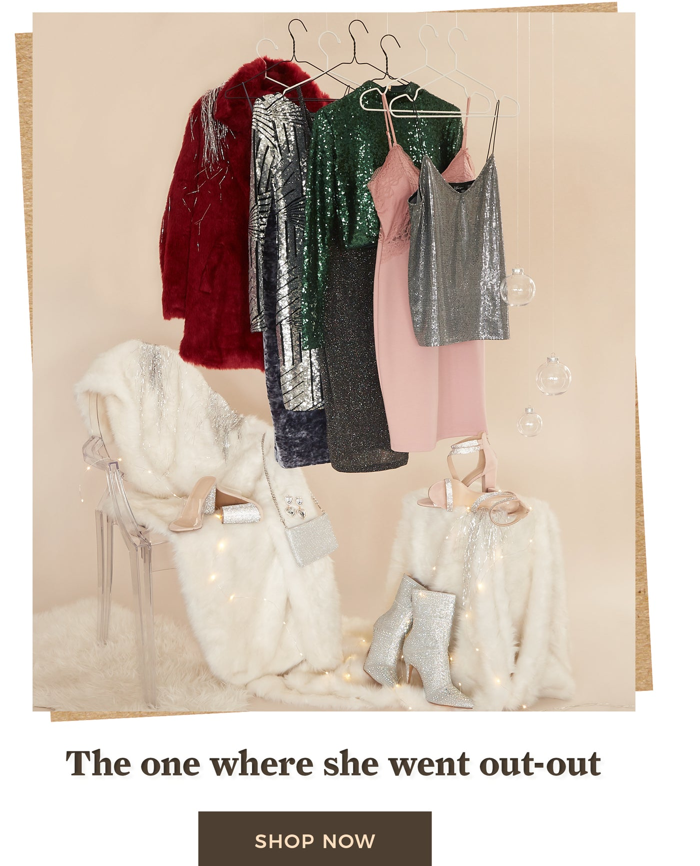 Urban Planet | The one where she went out - Shop now