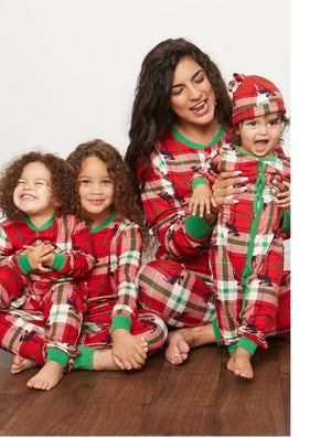 Urban Planet | Christmas Plaid - Shop Onesies