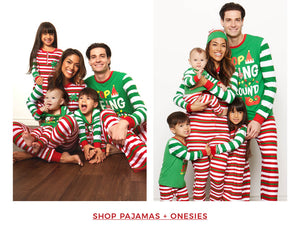 Urban Planet | Christmas Stripes Collection - Shop Now