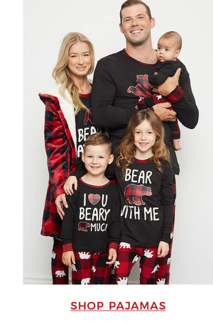 Urban Planet | Cabin Bear - Shop Pajamas