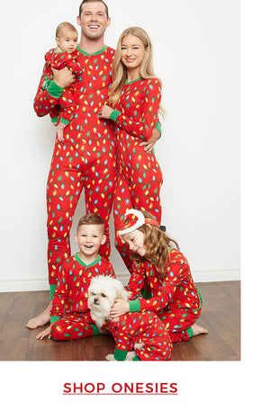 Urban Planet | Christmas Lights - Shop Onesies