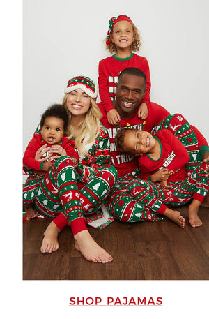 Urban Planet | Christmas Fairisle - Shop Pajamas