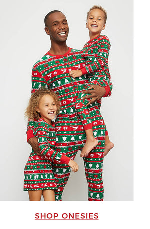 Urban Planet | Christmas Fairisle - Shop Onesies