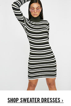 Shop Sweater Dresses