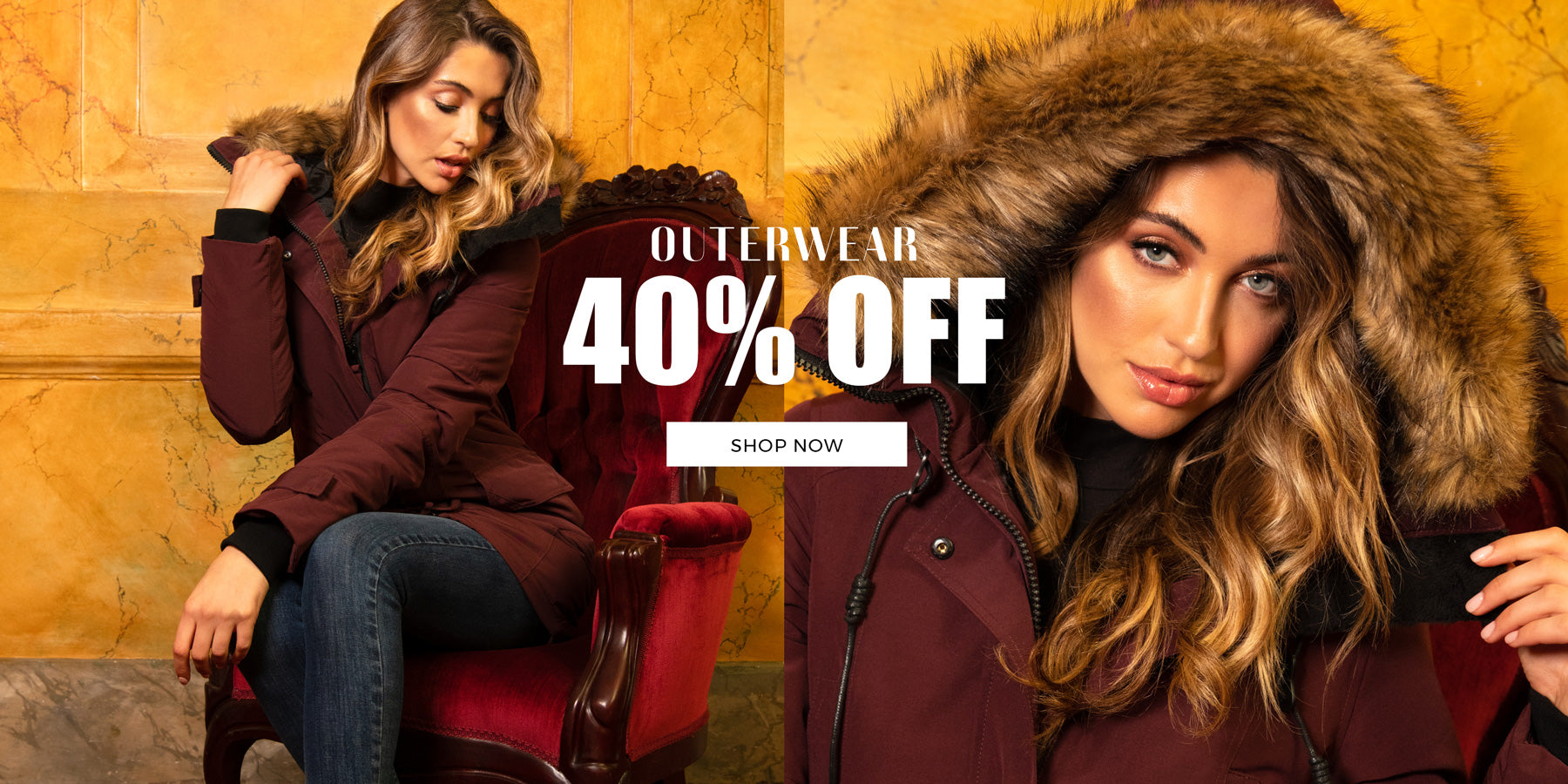 Sirens | Outerwear 40% Off - Shop Now