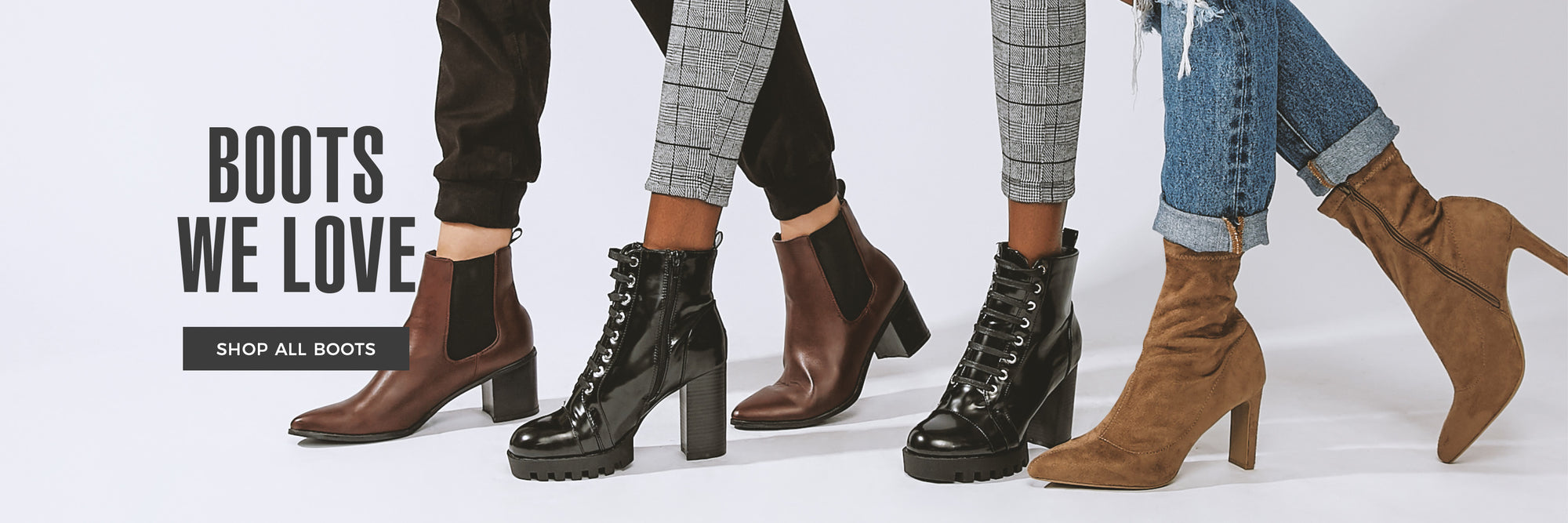 Boots We Love - Shop Boots