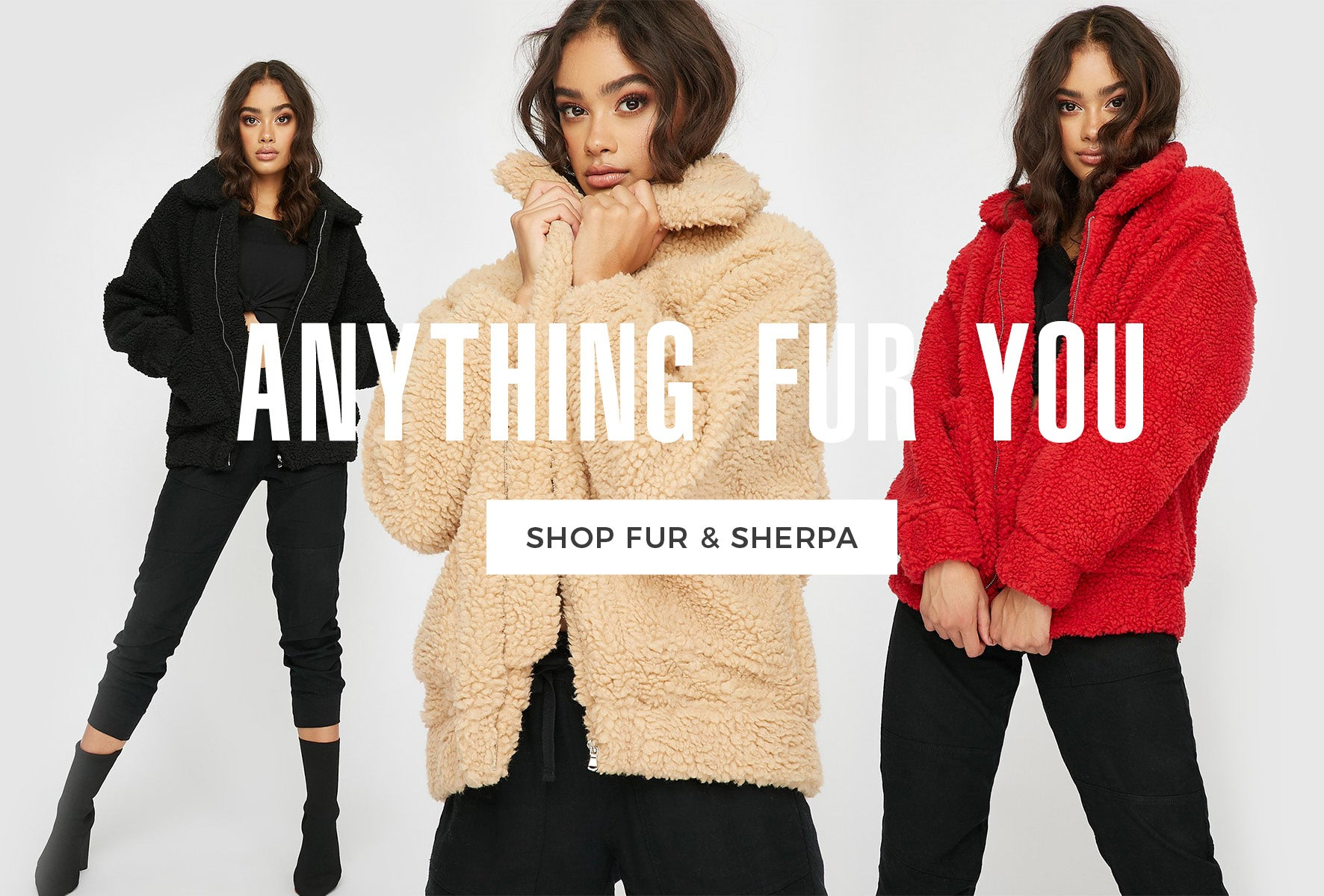 Anything Fur You - Shop Fur & Sherpa
