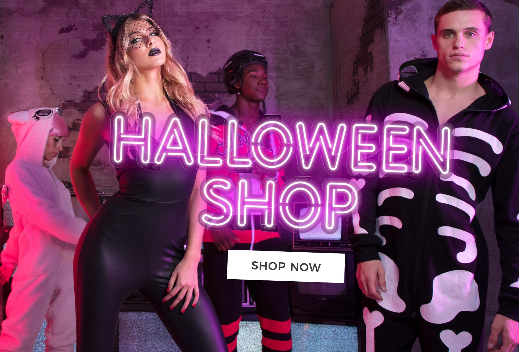 Urban Planet | Halloween Shop
